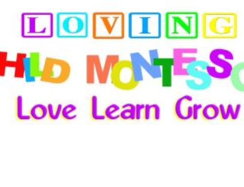 Loving Child Montessori Vacancy