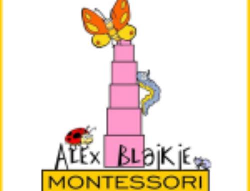 Alex Blaikie Montessori Temp Admin Vacancy